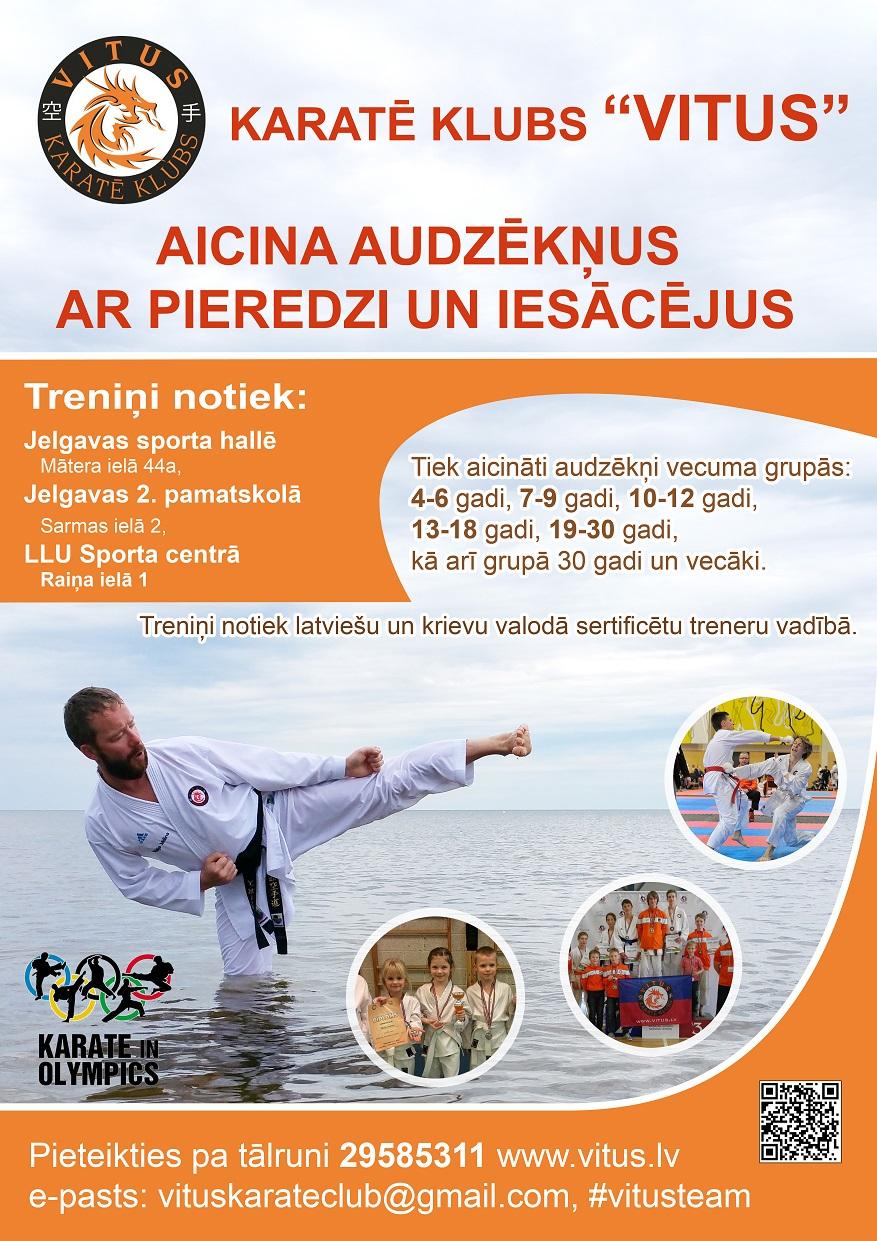 karatee_Plakaats